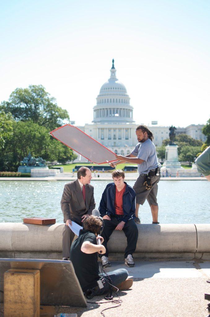 DC with crew