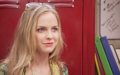 Quinn by locker