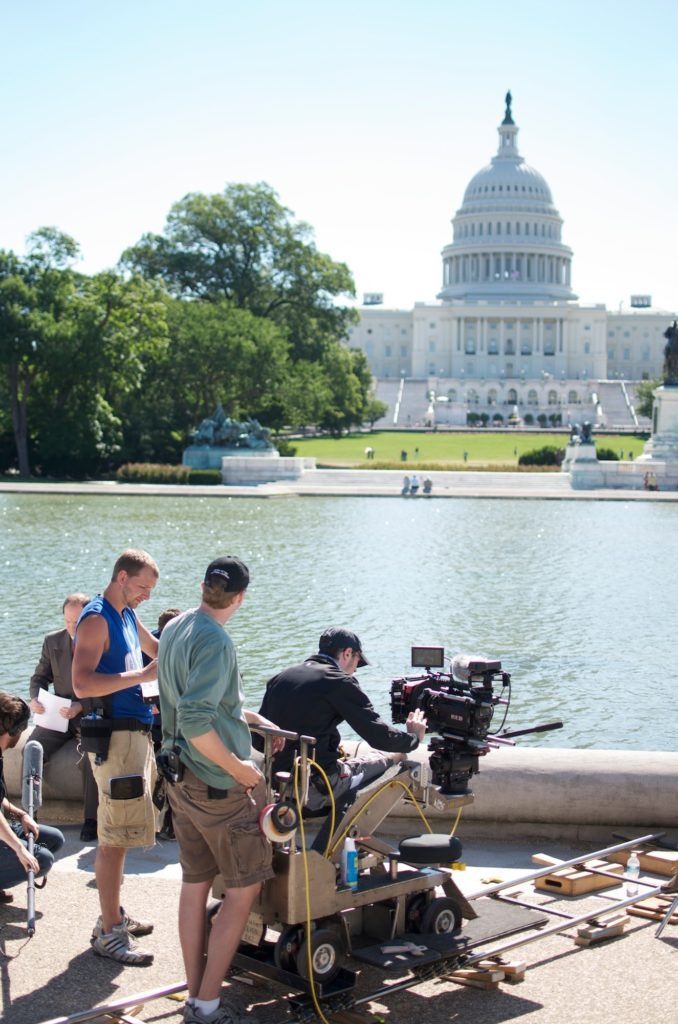 DC with camera
